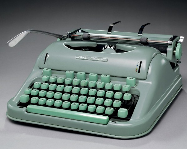 The First Word Processor