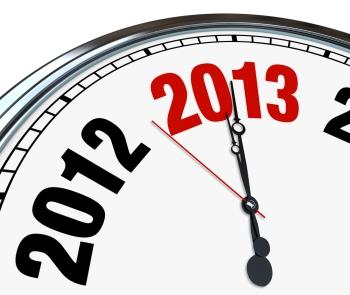 2012-to-2013 clock